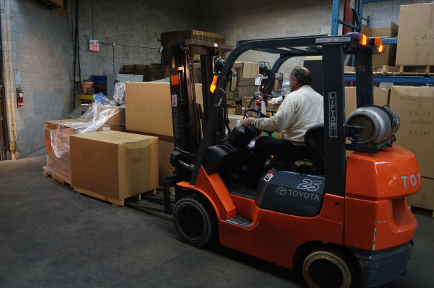 ACCTS Forklift