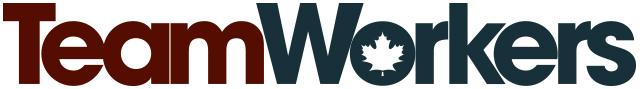 TeamWorkers Wordmark (Linear)