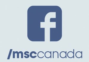 MSC Canda on Facebook