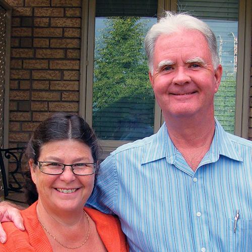 Keith & Gayle Bailey