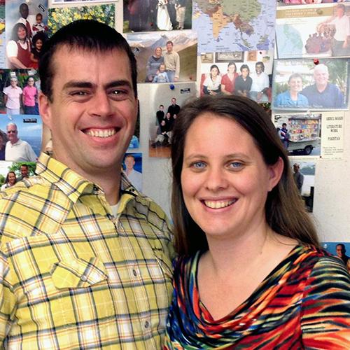 Mitch & Lori Parent