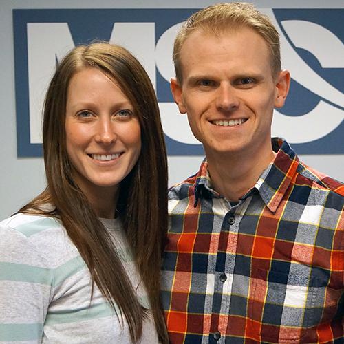 Joel & Kaleigh Griffin