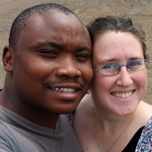 Kgotso & Lorraine Mashongoane