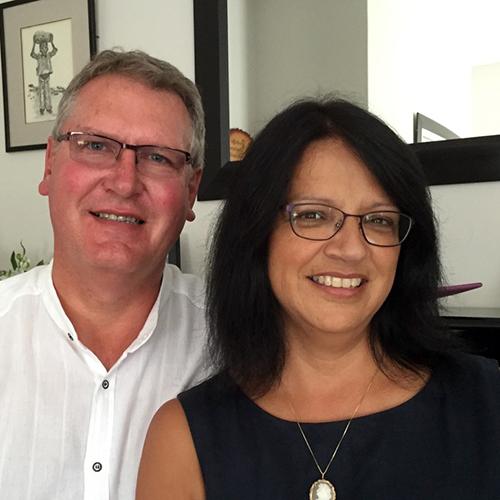 Sid & Karen Halsband